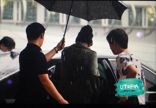 Big Bang - Incheon Airport - 26jul2015 - Utopia - 08