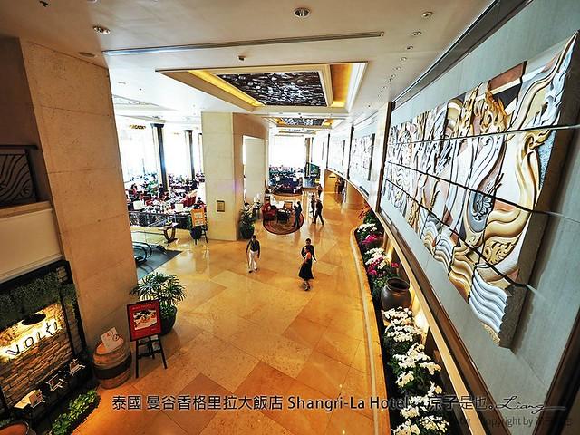 泰國 曼谷香格里拉大飯店 Shangri-La Hotel 35