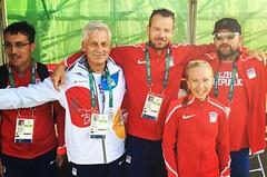 ROZHOVOR: S tratí olympijského maratonu jsem se poprala se ctí