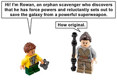 The Force-awakeners Adventures