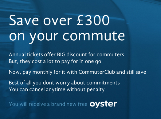 Spending Too Much on London Public Transport? Save with CommuterClub!