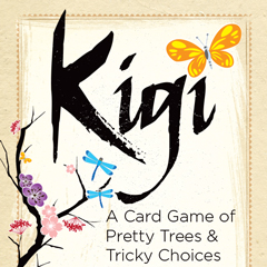 Kigi: A Game of Pretty Trees & Tricky Choices