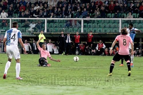 Palermo, 1-0 al Chievo con gol dell'ex $