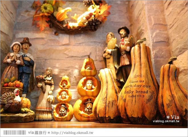 【台中草悟道餐廳】台中勤美餐廳推薦~南瓜屋|魔女露露的廚房(草悟道二店)超酷的南瓜主題餐廳!18
