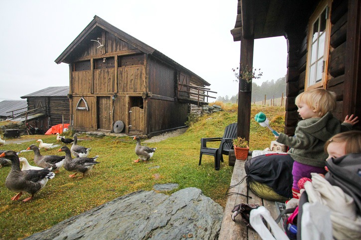 Løkken Fjellgård maatilamajoitus Norjassa I @SatuVW I Destination Unknown