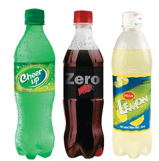 Upcoming PRAN Soft Drinks