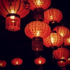 light fixture, red, light, chandelier, mid-autumn festival, lantern, lighting,