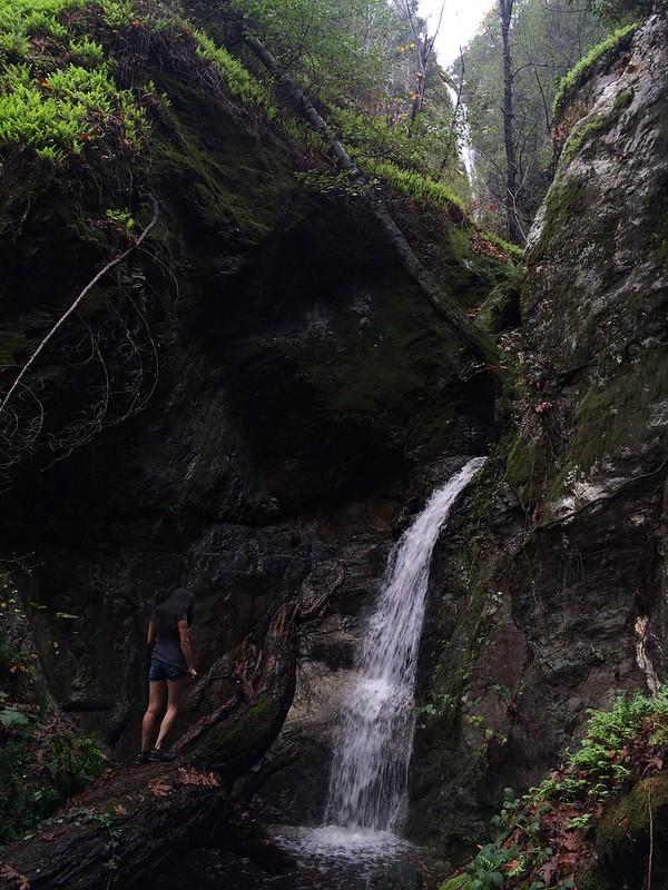 Glen Canyon Falls