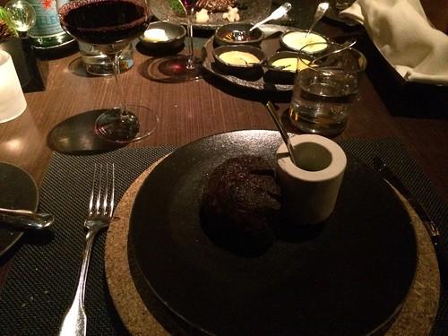 Steak at Jean Georges Las Vegas