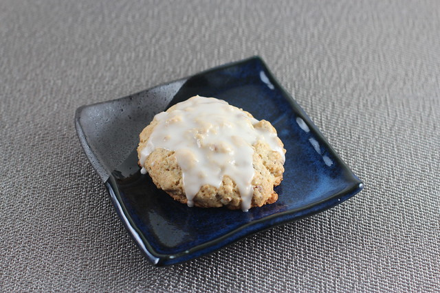 Oatmeal Maple Scones from Flour Bakery Cookbook
