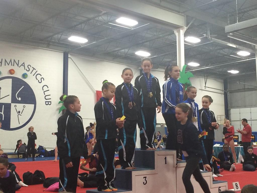 Winstars gymnastics