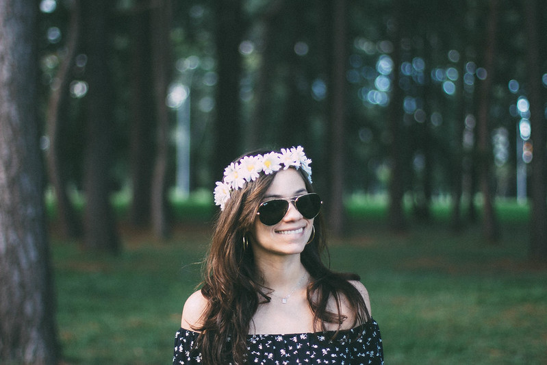 49/50 - With grace in your heart and flowers in your hair