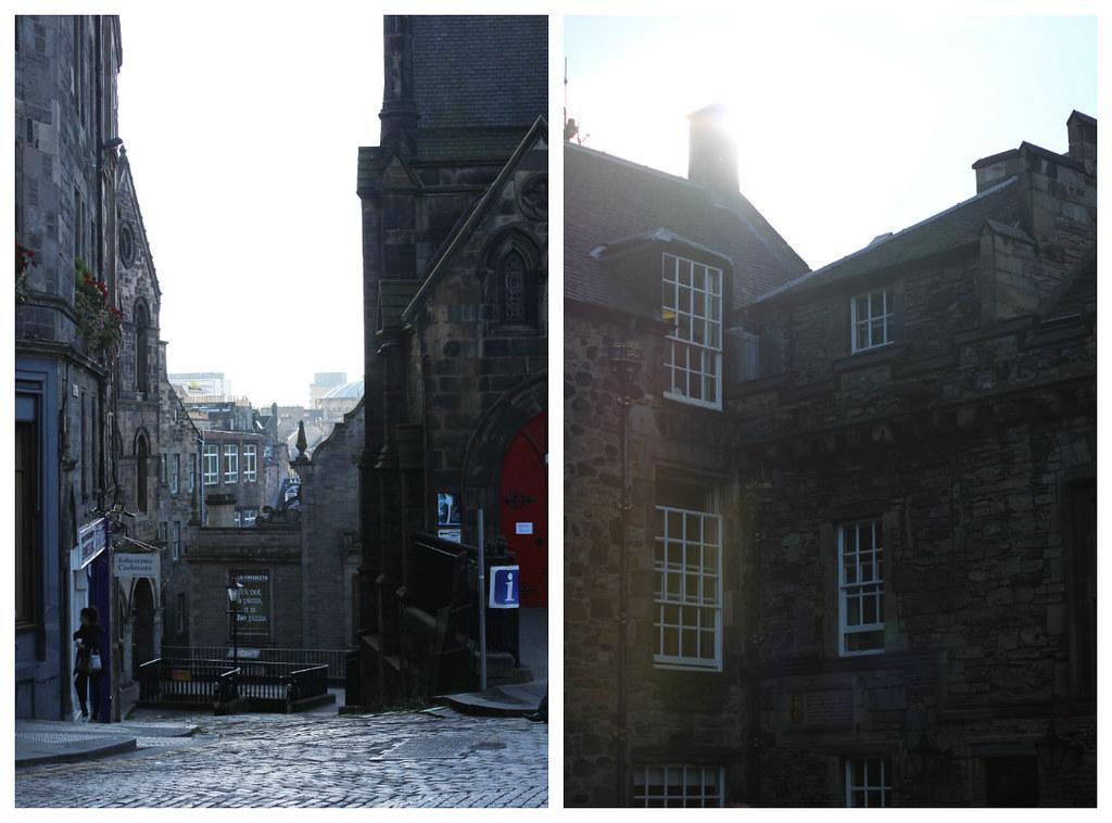 edinburgh- collage #2