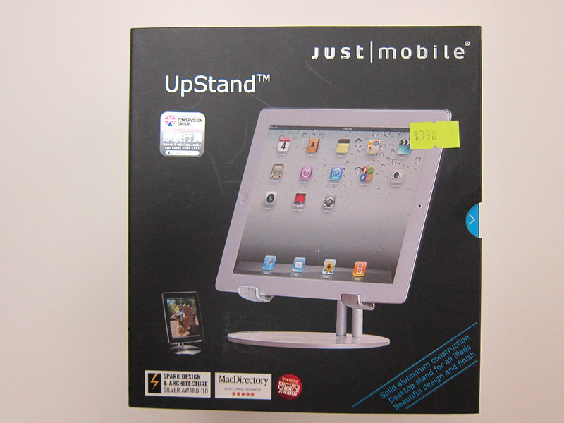 Just Mobile UpStand - Box Front