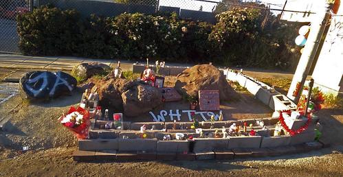 """Memorial for Bay Area Rap Hero """"The Jacka"""""""