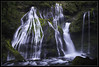 Another Angle at Panther Creek Falls by jordynmurdock