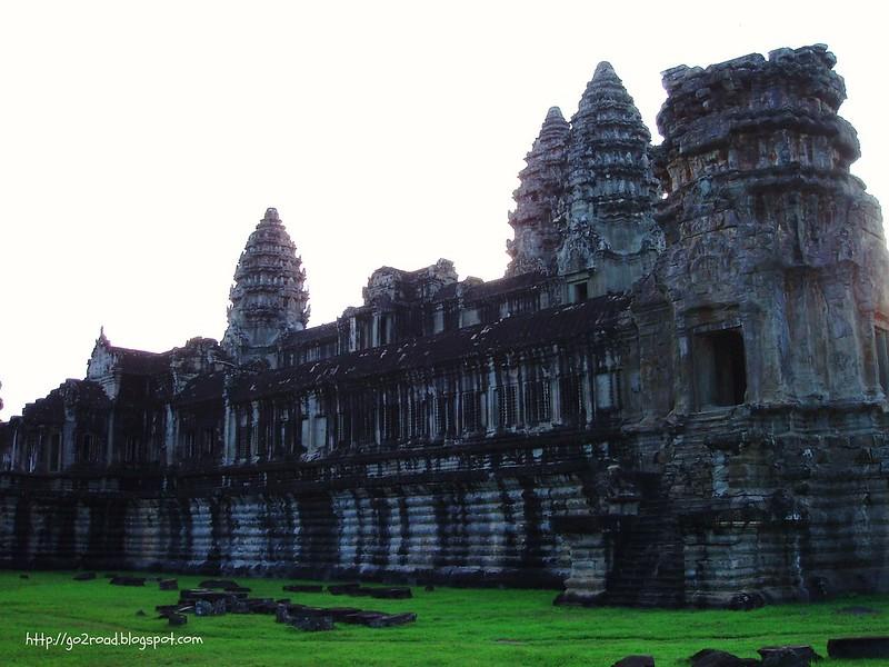Архитектура кхмеров