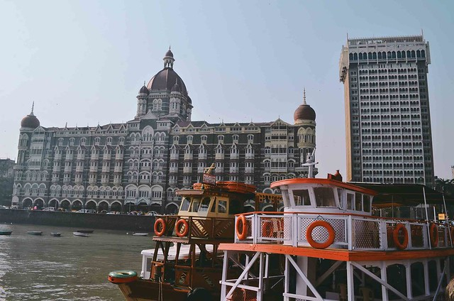 Mumbai - Taj Hotel | A Brown Table