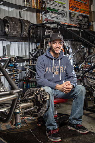 Bryan Clauson A Noblesville High School Graduate And Resident Eyes His Second Indy 500 Start With Jonathan Byrds Racing In May