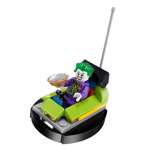 LEGO DC Comics Super Heroes The Joker Bumper Car (30303)