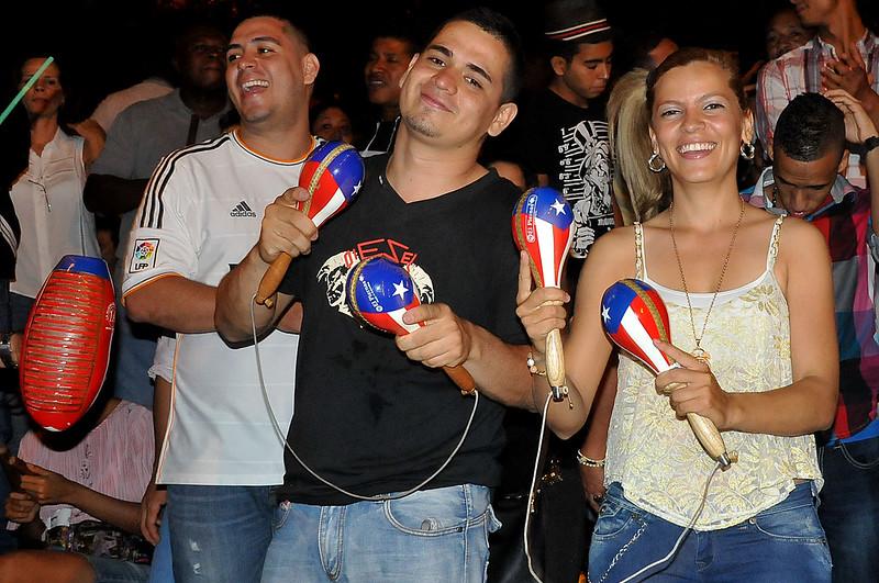 En las audiciones de Salsa al Parque también se fomenta la Cultura Ciudadana