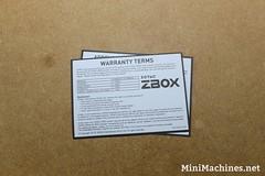 Zotac ZBOX CI320 Nano