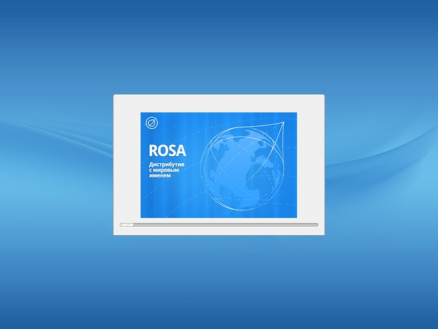 Скриншоты инсталлятора ROSA Desktop Fresh R5
