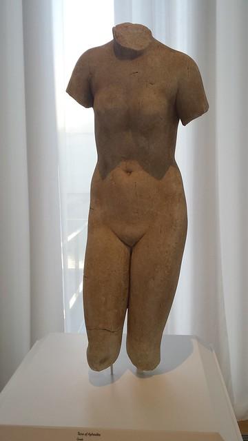 Aphrodite torso