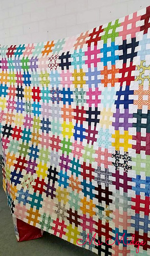 Hashtag Quilt For Sydney