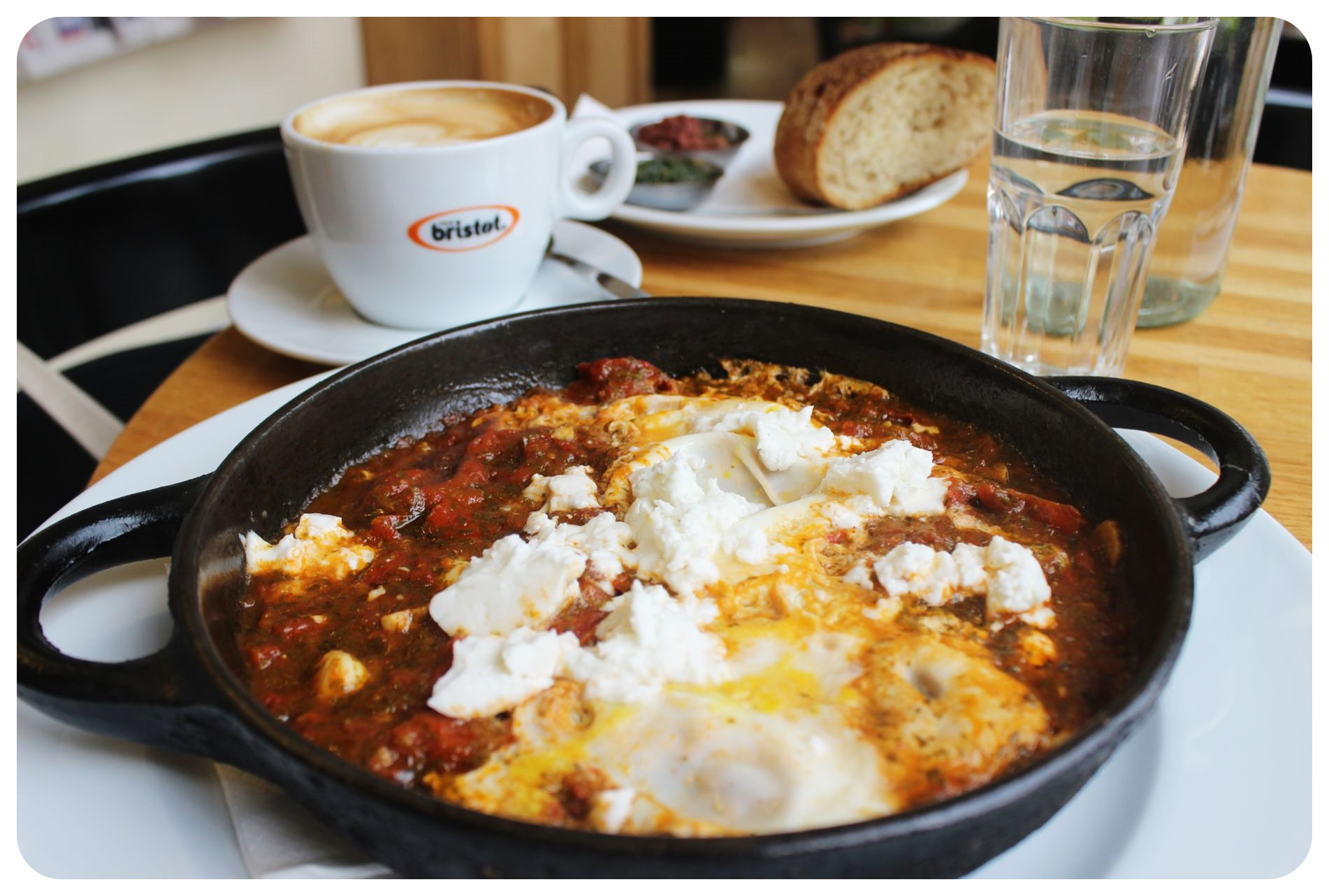 shakshuka breakfast