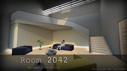 Room 2042 @Uber