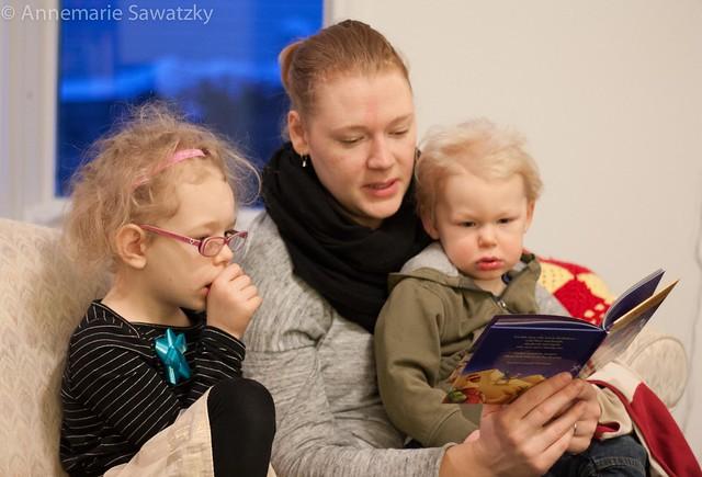 Bookworm family