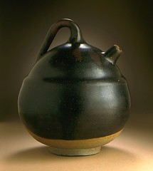 Ewer (Zhihu) in the Form of a Fruit LACMA M.78.152