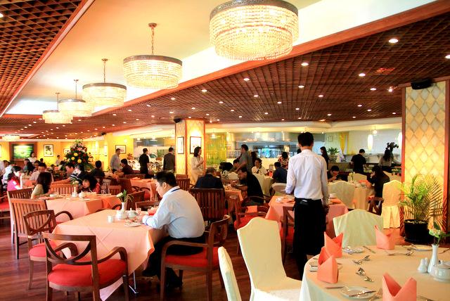 Sokha Angkor Resort Siem Reap Buffet Breakfast