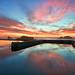 Sunset at Sutro baths by KP Tripathi (kps-photo.com)