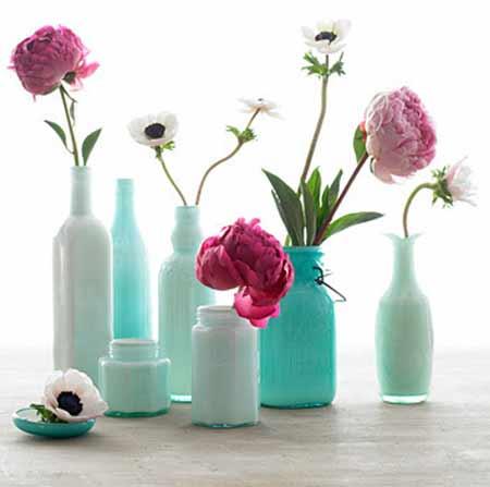 Trang trí nội thất ngôi nhà bằng hoa cho ngày tết - Phần 2