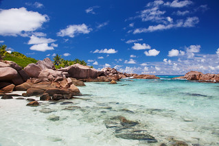 Anse Cocos の画像. seychelles ladigue ansecocos