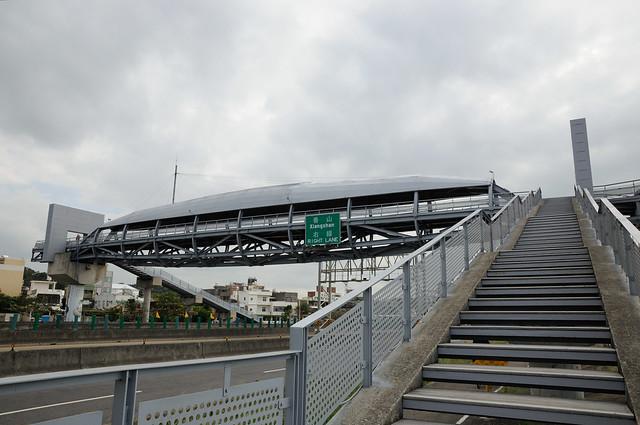 朝山天后宮路橋