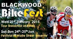 Blackwood Bikefest 2015