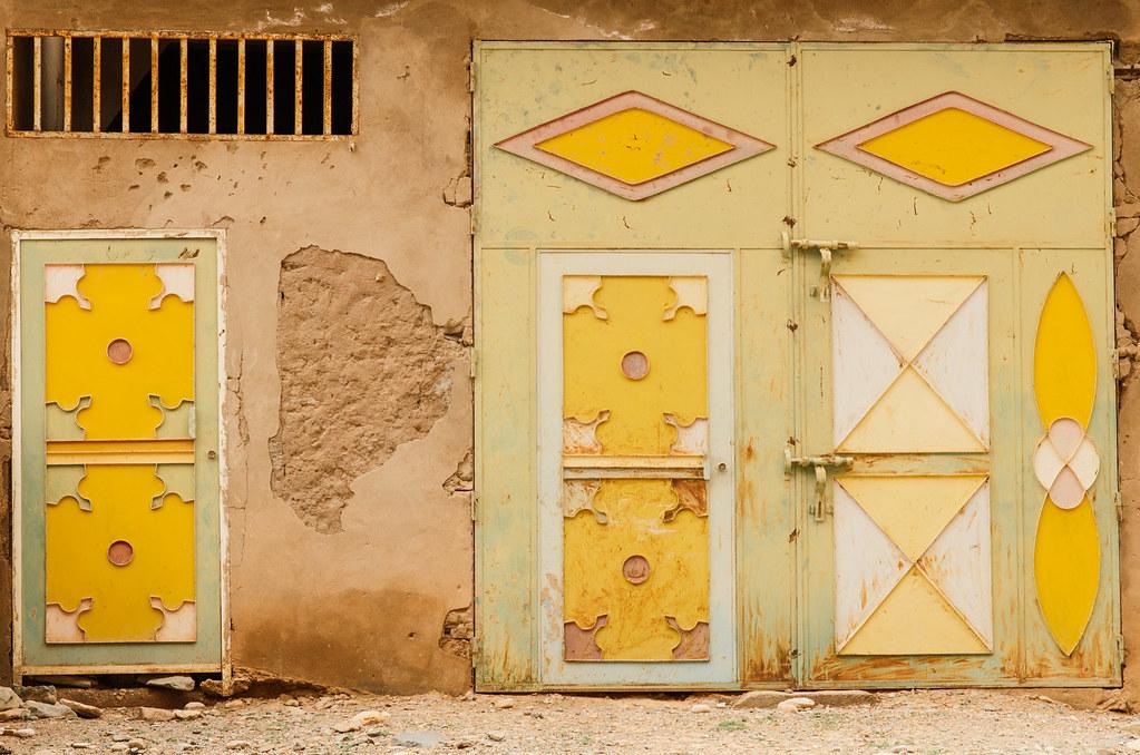 Trek sans guide au Maroc - 5 jours dans l'anti-Atlas - Couleurs désert