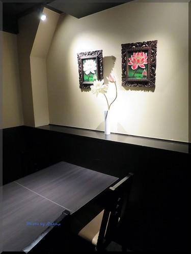Photo:2015-01-22_T@ka.の食べ飲み歩きメモ(ブログ版)_【新宿】しゃぶしゃぶ鉄板一蓮新宿東口店 鉄板に土手状に肉!?_08 By:logtaka
