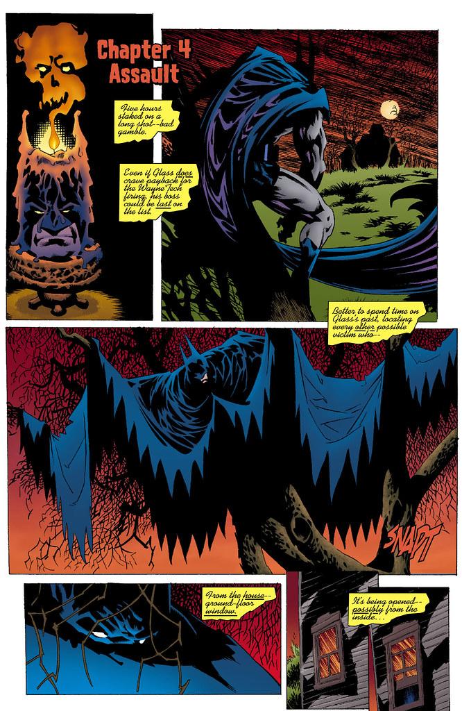 Batman Unseen - Cape Porn