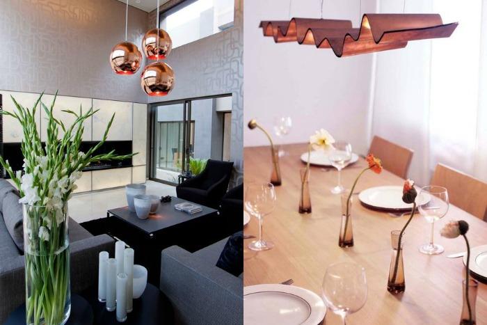 Home Inspiration Kupfer Lampen 05