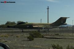 56-0130 - 385 - USAF - McDonnell RF-101C Voodoo - Gila Bend, Arizona - 141225 - Steven Gray - IMG_7337
