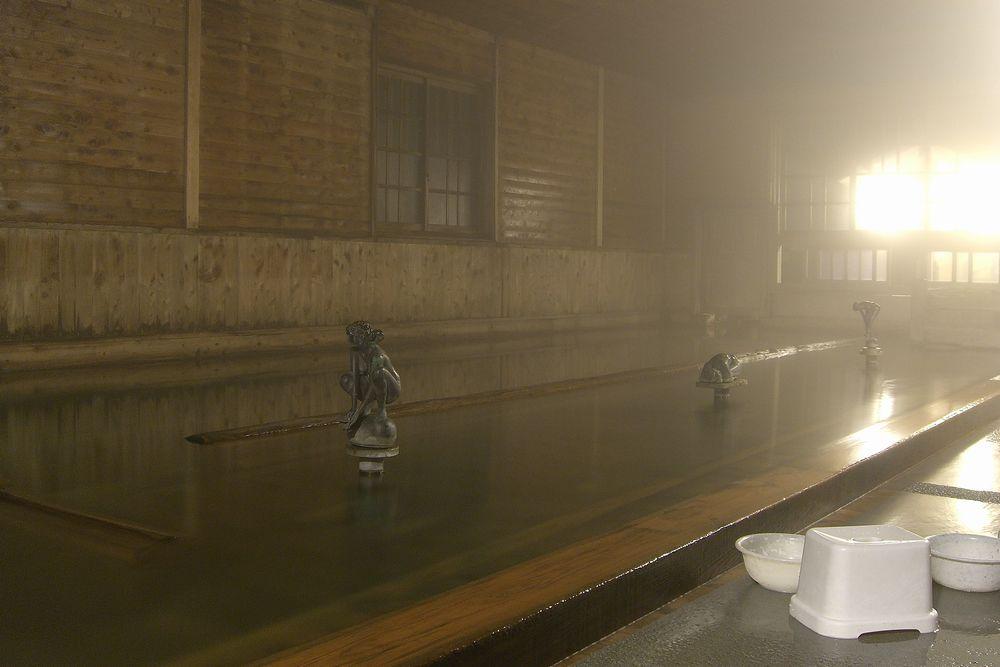 静岡県下田市 河内温泉 金谷旅館