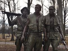 Vietman War Memorial.