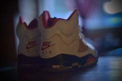 Nike Air Jordan Retro V 5 Fire Red 1999 2000