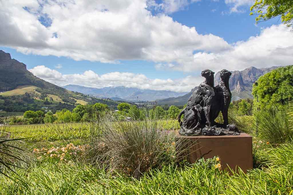 Weinregion Stellenbosch - ein Juwel in Südafrika