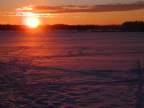 morning winter sunrise finland geotagged helsinki helsingfors february fin snowfall uusimaa 2015 nyland haltiala tuomarinkylä niskala tomtbacka 201502 domarby geo:lat=6027347792 geo:lon=2493899852 nackby 20150207