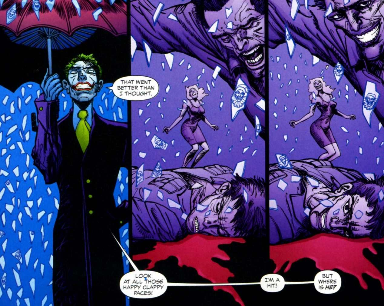 should batman kill the joker essay